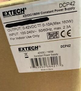 Extech Dcp42 160 W Switching Power Supply