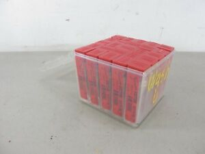 Victor 4 1 118 Size 4 Cutting gouging Torch Acetylene Torch Tips Lot Of 25 New