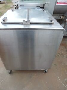 Freezer ice Cream Dipping Cabinet Two Available