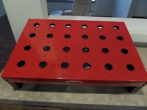 Huot Angled Cnc Tool Platform Ct Bt Nmtb 30 Taper Holds 24 Tapers
