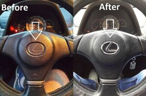 Steering Wheel Emblem For Lexus Is200 Is300 Toyota Altezza 1998 2005 My