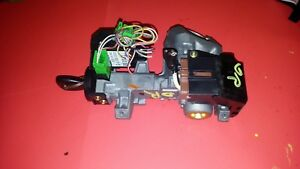 01 02 03 Honda Civic Ignition Switch Cylinder Lock Manual Trans With 1 Key