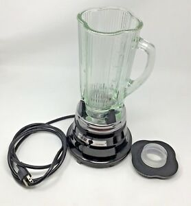 Waring Professional Bar Blender Bb300 31bl93 Black Commercial Heavy Duty