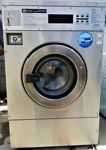 Coin Op Commercial Washer Front Load Maytag 18lb as is 3 Phase