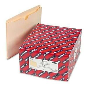 Smead 2 ply Top File Jackets 1 Accordion Expansion Letter 11 Point