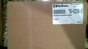 Manitowoc 76 0256 3 Door Opening Trim For Ice Bin free Shipping