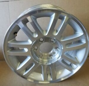 18 Inch 2009 2014 Ford F 150 Oem Silver Pockets Alloy Wheel Rim 3784b