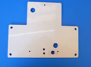 Sirona X ray Heliodent Plus Dual Stud Wall Mount Plate