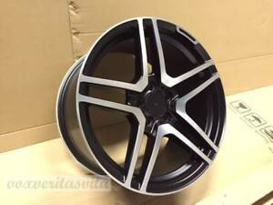 18 S65 Amg Style Rims Wheels Fits Mercedes C212 E350 E550 Coupe W212 E400 Sedan