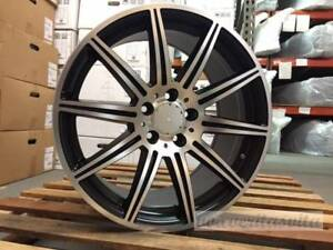 18 Amg E63 Style Rims Wheels Fits Mercedes C212 E350 E400 E550 Coupe W212 Sedan