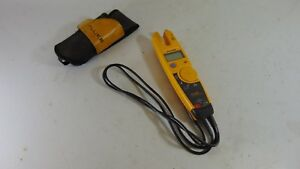 Fluke T5 600 Continuity And Current Electrical Tester