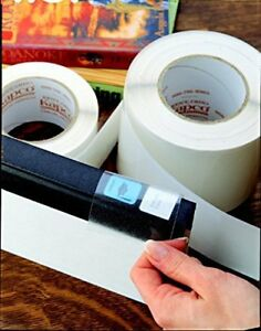 Kapco Vinyl Label Protectors Round 1 1 2 X 2 Inches Clear Pack Of 500