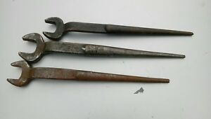 Vintage Old Spud Wrenches