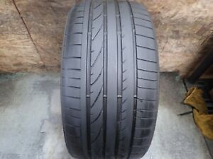 1 255 40 18 95y Bridgestone Potenza Re050a Moextended Tire 5 6 32 No Repair 0715