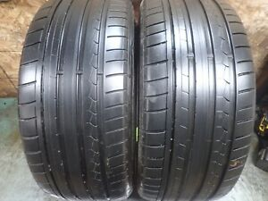 2 245 40 20 99y Dunlop Sp Sport Maxx Gt J Tires 7 32 No Repairs 4711