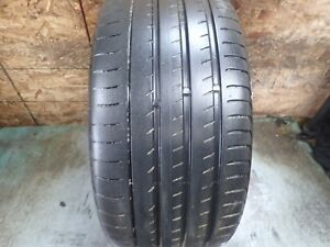 1 295 35 21 107y Yokohama Advan Sport V105 N2 Tire 8 32 No Repairs 3116