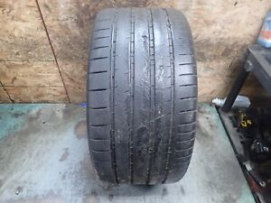 1 295 35 20 101y Michelin Pilot Super Sport Tire 8 32 No Repairs 2013 Track Use