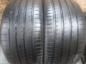 2 295 35 21 107y Yokohama Advan V105 Tires 8 32 4314