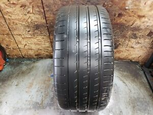 1 295 35 21 107y Yokohama Advan V105 Tire 8 32 5114