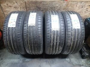 4 New 225 45 18 91y Bridgestone Potenza S001 Rft Tires 4616