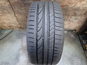 1 235 35 19 87y Bridgestone Potenza Re050a Tire 8 5 32 No Repairs 3212