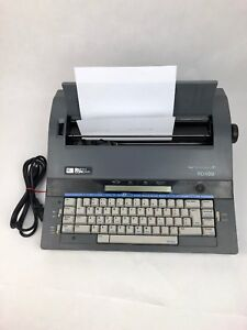 Smith Corona Sd 800 Spell Right Word Processing Electric Typewriter Fstshp