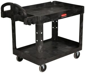 Rubbermaid 4520 88bla Cart Service Hd