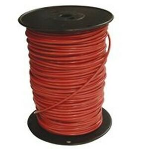 Southwire 8red strx500 Thhn Single Wire