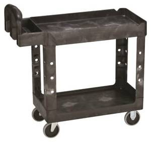 Rubbermaid Fg450027bla Cart Utility Small