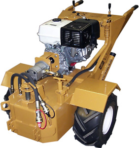 Hydraulic Roof Tractor Ase With Attachments