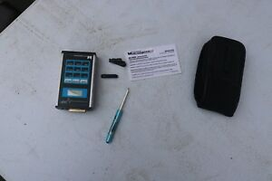 Metrosonics Db 3080 Permissible Sound Level Meter With Accessories