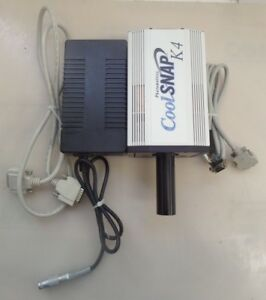 Photometrics Coolsnap K4 Camera Kit With Power Supply And Cables