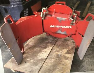Auramo Paper Roll Clamp Forklift Attachment Ra 130 Nf