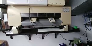 Hp 24 Wide Format Designjet Color Printer Plotter 450c Good Condition