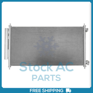 New A C Condenser For Honda Civic 2012 To 2015 Acura Ilx 2013 To 2020