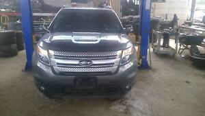 Front Seat Ford Explorer 13 14 15