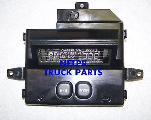 Ford Excursion Overhead Console Computer Ford Oem Message Center Warranty 2 Yr