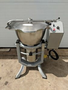 2012 Hobart Hcm 450 Vertical Cutter Mixer 45 Qt Vcm Food Processor Chopper