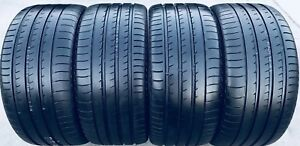 4 295 35r21 Yokohama Advan Sport N2 107y high Tread 9 32tread Life no Repair