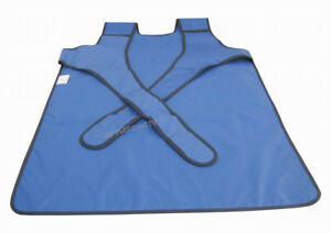 Sanyi New Type X ray Protection Protective Lead Vest Apron Fa07 Blue 0 35mmpb M