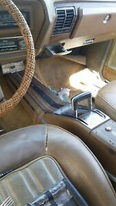 1970 1971 1972 1973 1974 Oldsmobile Buick Cutlass Center Console Floor Shift
