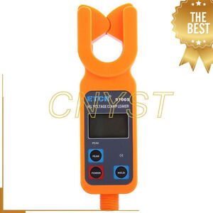 Etcr9100s 0 600a Ac Clamp Current Meter Tester High Low Voltage Ammeter Gauge