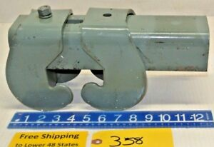 Trolley Hoist Bracket For Over Head Crane Beam Construction Machine Shop Tool