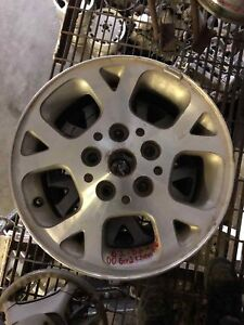 99 03 Wheel Rim Jeep Grand Cherokee 16 16x7 5 Lug Aluminum Oem