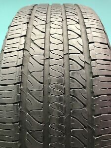 1 Great Used Goodyear Fortera Hl 265 50r20 265 50 20 2655020 70 Life