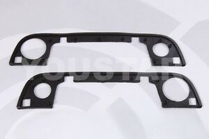 New 2x Front Door Handle Gasket Rubber Seals For Bmw E32 E34 E36 Z3 3 5 7 Series