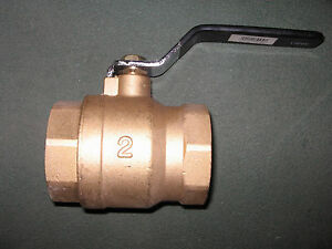 2 Brass Full Port Ball Valve Smith Cooper International