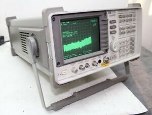 Hp Agilent 8565e Spectrum Analyzer 30 Hz 50 Ghz Nist Calibrated Fully Loaded
