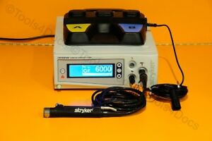 Stryker Crossfire Integrated Arthroscopy W foot switch And Formula Core Shaver