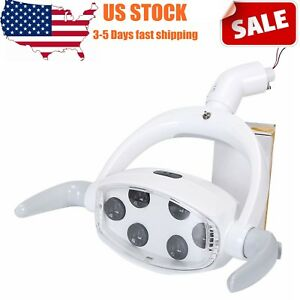 10w Coxo Dental Led Oral Light Induction Lamp Cx249 7 For Dental Chair Us Stock